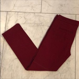 Limited Stretch Ankle Pants
